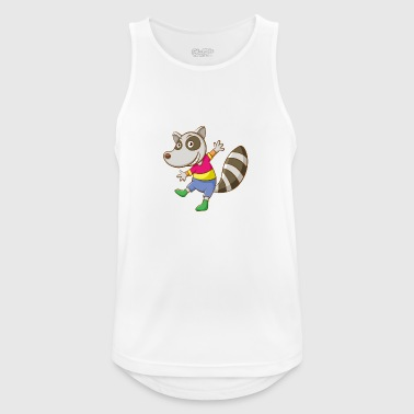 Funny animal design - Men's Breathable Tank Top