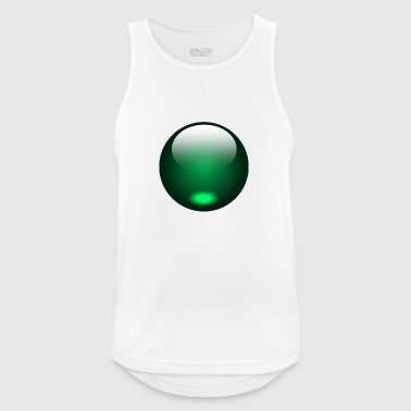Green - Men's Breathable Tank Top