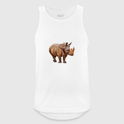 rhino Vcr Fva - Men's Breathable Tank Top