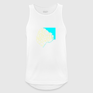 Buenos Aires - Men's Breathable Tank Top