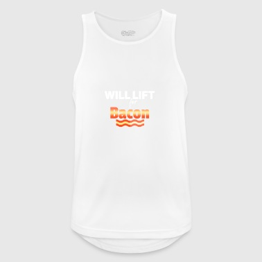 Will lift - Men's Breathable Tank Top