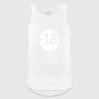 18 wite - Men's Breathable Tank Top
