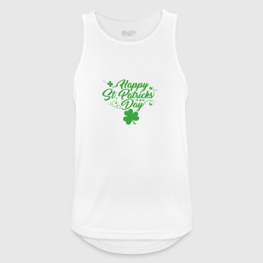 St. Patrick's Day - Men's Breathable Tank Top