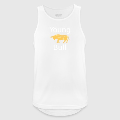 Young Bull - Men's Breathable Tank Top