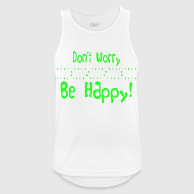 Happiness - Men's Breathable Tank Top