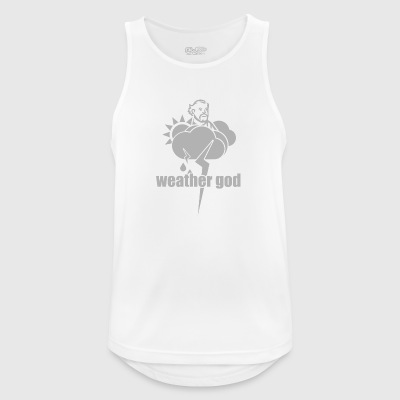 Weather god - Men's Breathable Tank Top