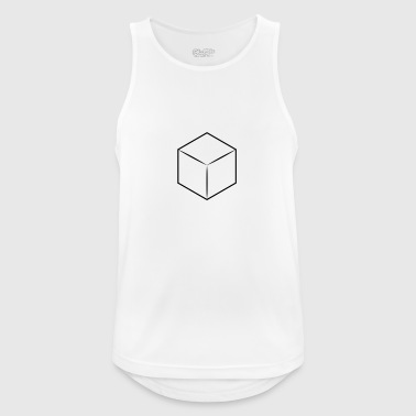 Cube - Men's Breathable Tank Top