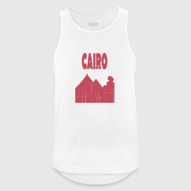 Cairo City - Men's Breathable Tank Top
