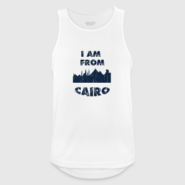 Cairo I am from - Men's Breathable Tank Top