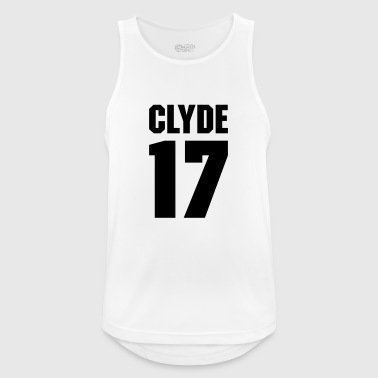 Clyde 17 Sports wear - Men's Breathable Tank Top