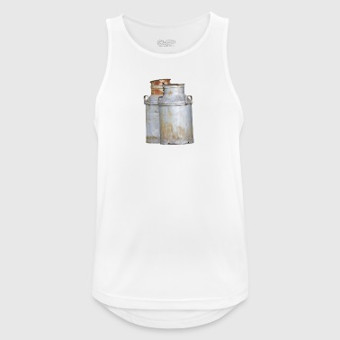 milk - Men's Breathable Tank Top