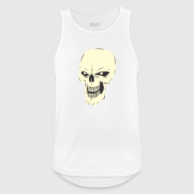Evil Skull - Men's Breathable Tank Top