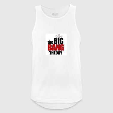 THE BIG BAN - Men's Breathable Tank Top