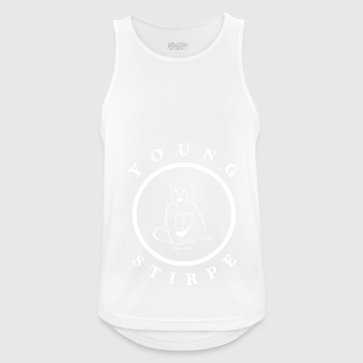 YOUNG.STIRPE - Men's Breathable Tank Top