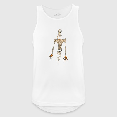 mummy - Men's Breathable Tank Top