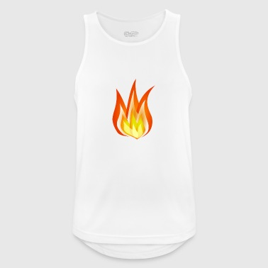 FIRE - Men's Breathable Tank Top