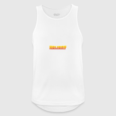 2541614 15106026 holiday - Men's Breathable Tank Top