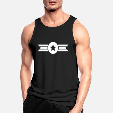 flying star - Men's Sport Tank Top