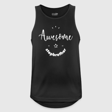 Awesome Stepbrother - Andningsaktiv tanktopp herr