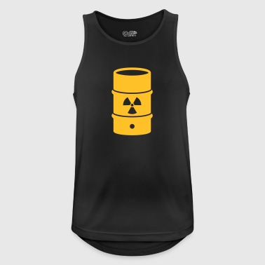 Nuclear waste - Men's Breathable Tank Top