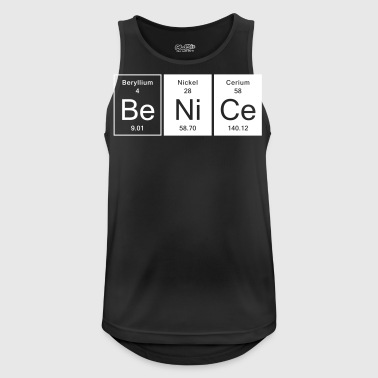 Nice - Be Nice - Men's Breathable Tank Top