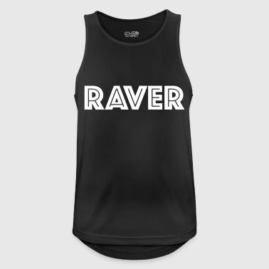 RAVER - Men's Breathable Tank Top