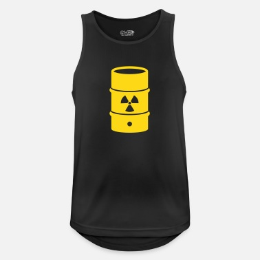 Nuclear Waste Nuclear waste - Men's Breathable Tank Top