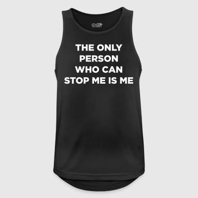 The Only Person - Men's Breathable Tank Top