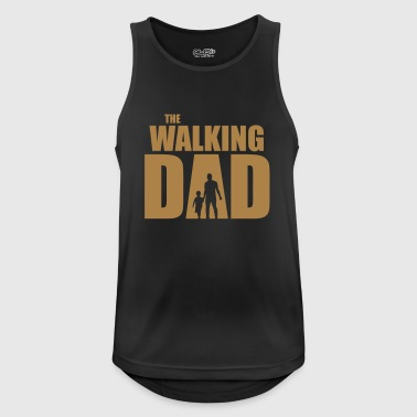 The Walking Far - Herre tanktop åndbar