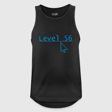 Level 56 - Men's Breathable Tank Top