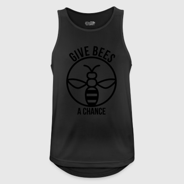 Save the bees - Men's Breathable Tank Top