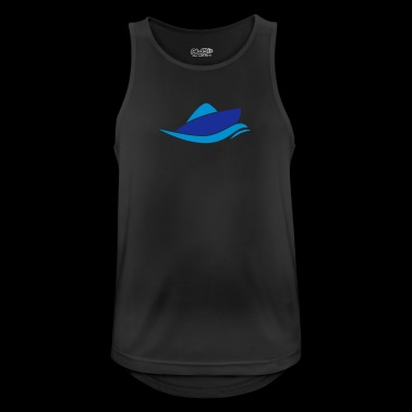 boat - Men's Breathable Tank Top
