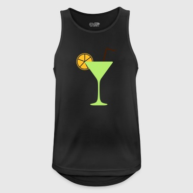 cocktail - Men's Breathable Tank Top