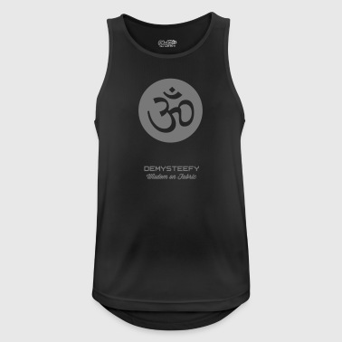 OM SYMBOL TEE - Men's Breathable Tank Top