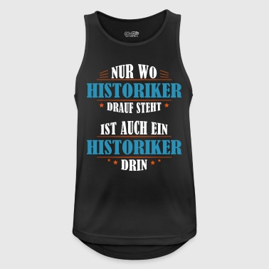 Historian occupation gift - Men's Breathable Tank Top