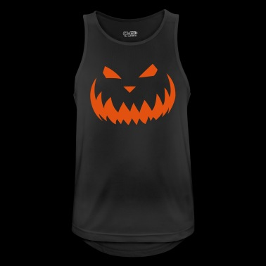 Pumpkin halloween costume - Men's Breathable Tank Top