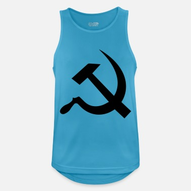 Cccp hammer_and_sickle - Men's Sport Tank Top
