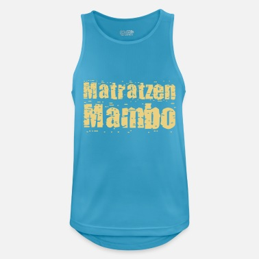 Mambo Mattresses - Mambo - Men's Sport Tank Top