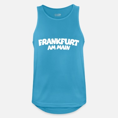 Frankfurt Frankfurt am Main - Sports tanktop mænd