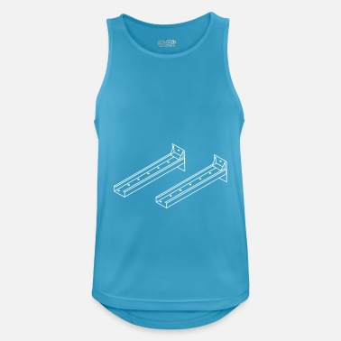 Spacer spacer brackets - Men's Sport Tank Top