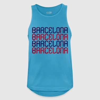 Barcelona - Men's Breathable Tank Top