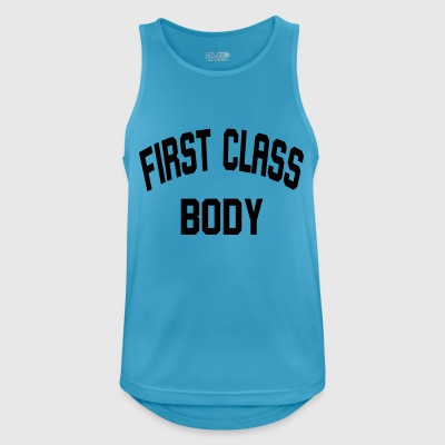 First Class Body - Men's Breathable Tank Top