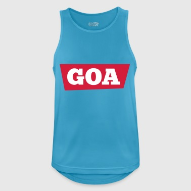 Techno Goa Shirt Music Festival Gift - Men's Breathable Tank Top