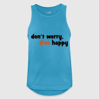 Dive 6254398 117559446 - Men's Breathable Tank Top