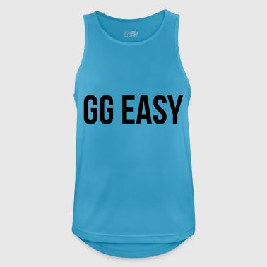 GG Easy - Men's Breathable Tank Top