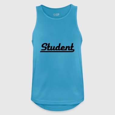 college student - Men's Breathable Tank Top