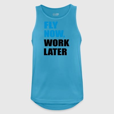 fly - Men's Breathable Tank Top