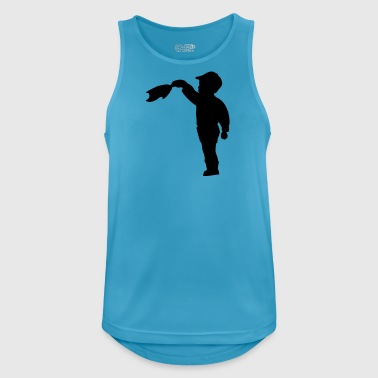 waving - Men's Breathable Tank Top