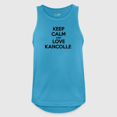 Kancolle - Men's Breathable Tank Top