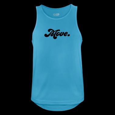 Move - Men's Breathable Tank Top